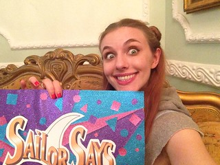 FlameCon: Sailor Says