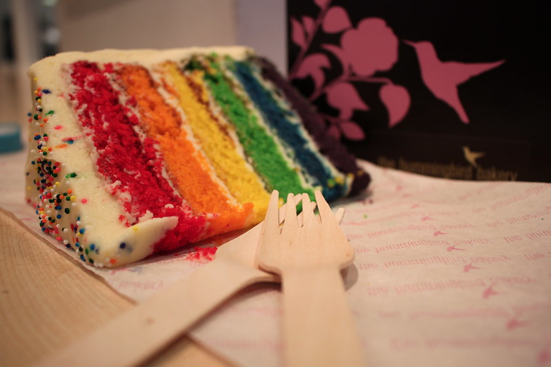 The Hummingbird Bakery-17度C搭火車遊英國-倫敦甜點 (30)