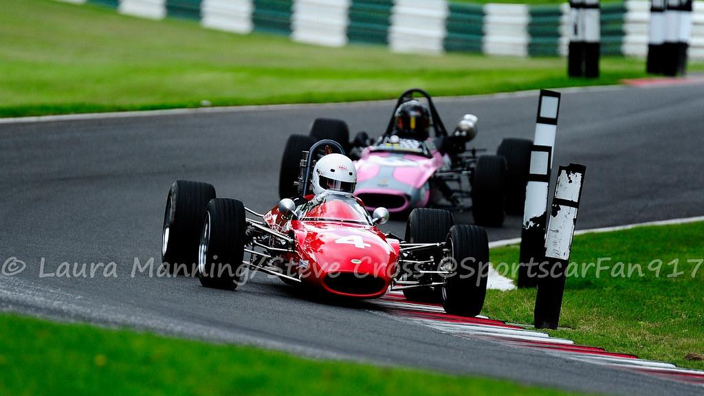 James Denty - Lotus 41 (Historic Formula 3 Championship)   Flickr