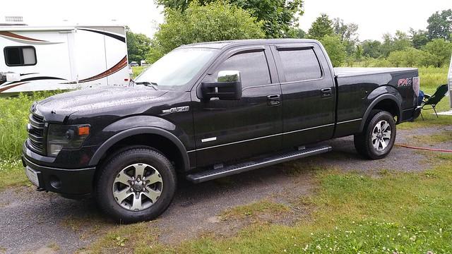 Wet truck - 01