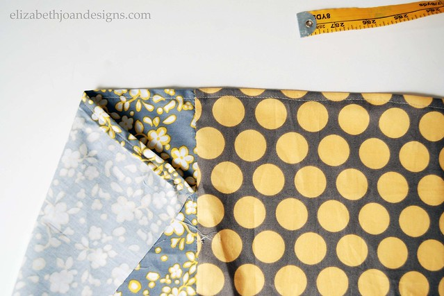 Sewn Fabric Edge