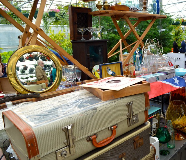 Vintage Fair at Plants R Ross, County Durham