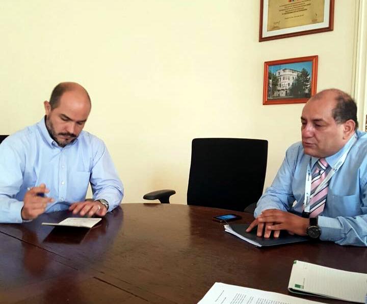 AFUDEP se reúne con nuevo presidente ANEF, Carlos Insunza