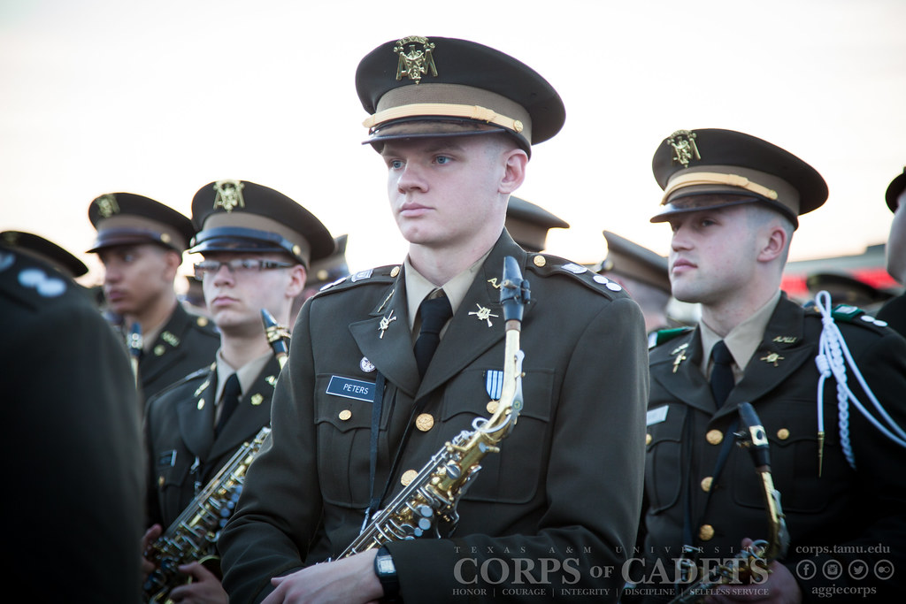 eric gil 14 texas a m corps of cadets