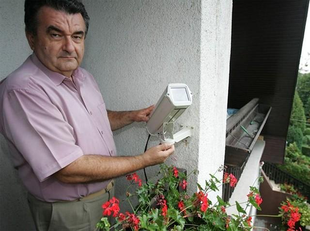 VCSE - Zalaegerszegen elhelyezett meteorkamera