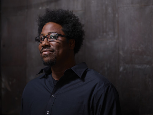 Photograph of W. Kamau Bell (Flickr)