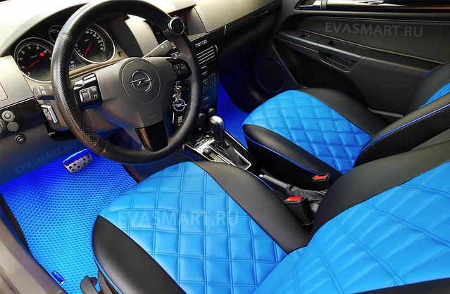 Автомобильные коврики EVA Smart