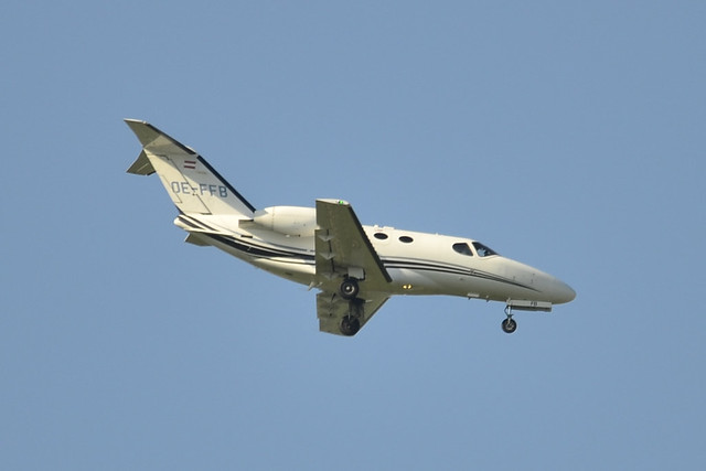 OE-FFB C-510 Citation Mustang