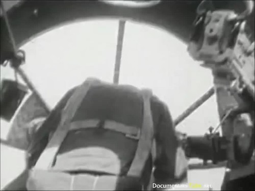 The First B-17 Bombing Raid Over Germany (720p)-4