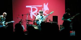 Escenario Rock