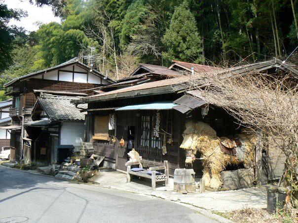 Tsumago, Kiso Valley