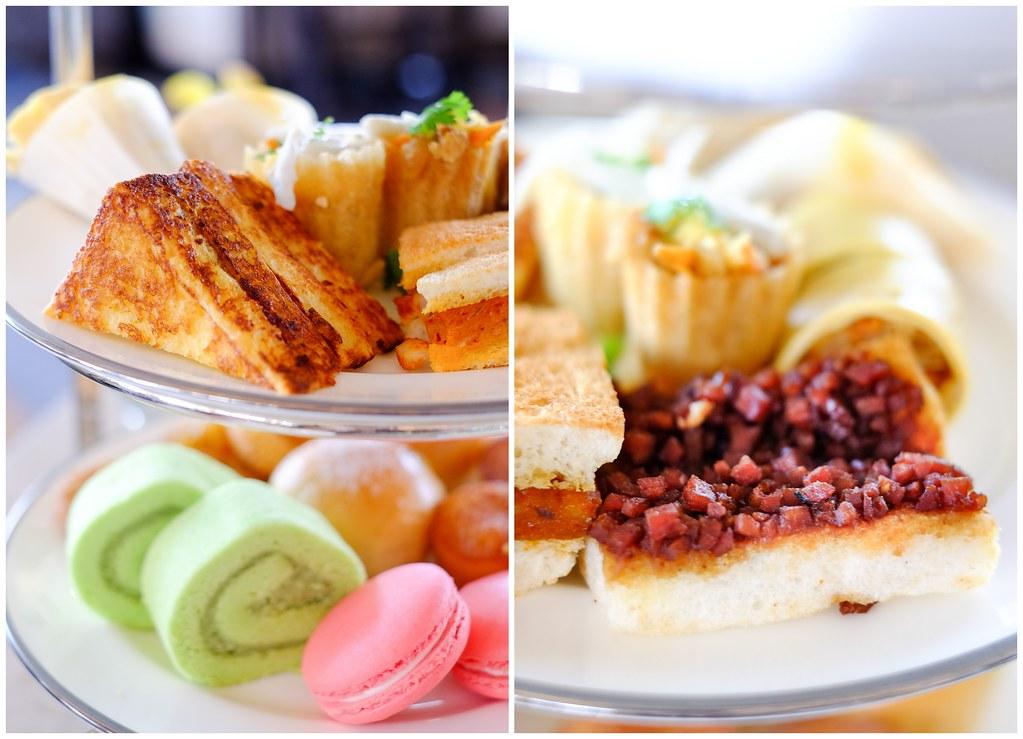 The Clifford Pier's Hae Bee Hiam Sandwich & Bak Kwa Jam Sandwich