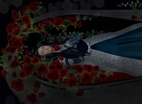 Baratheon Roses - Lyanna Stark