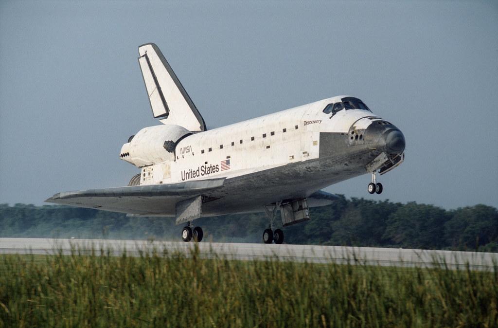 space shuttle orbiter landing speed - photo #49