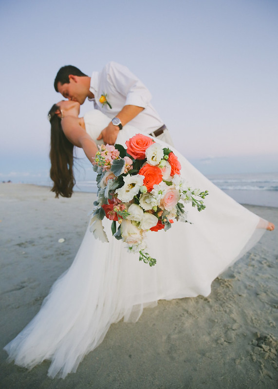 Bryce Lafoon Photography l Oak Island NC Wedding