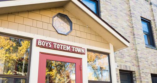 Boys Totem Town