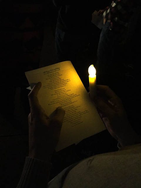 MLK Candlelight Vigil 2017