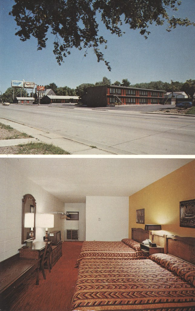 Smith's Budget Motel - Sioux Falls, South Dakota