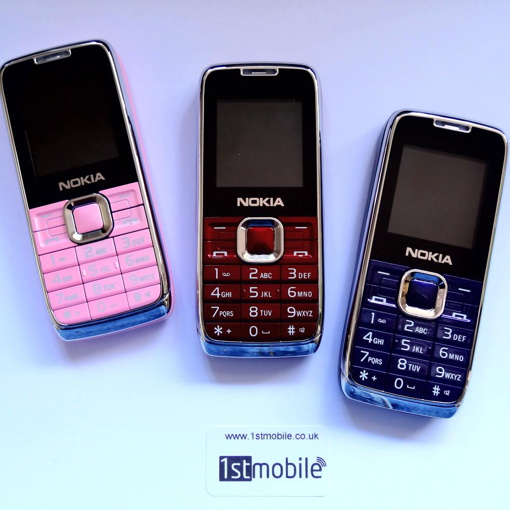 nokia e71 mini mobile phone pink dual sim bluetooth sim. Black Bedroom Furniture Sets. Home Design Ideas