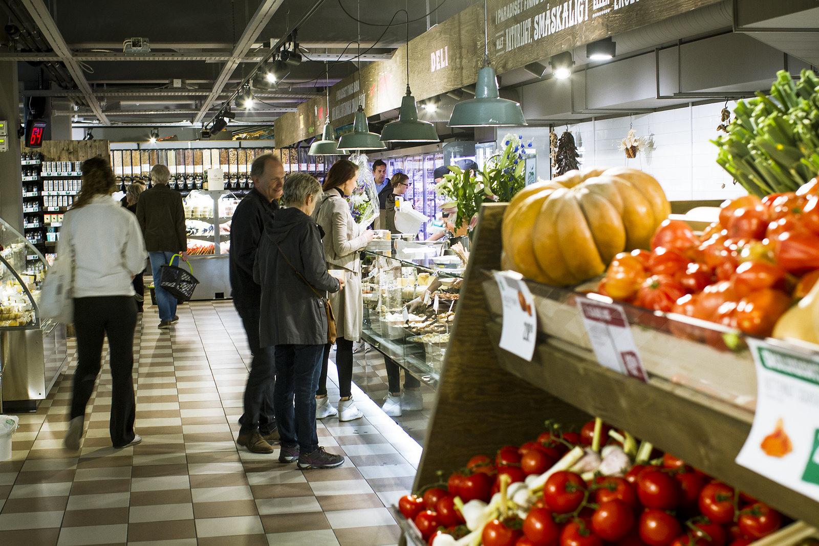 Paradiset matmarknad www.traningsgladje.se