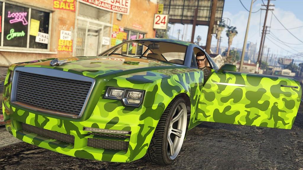 GTA Online: Ill-Gotten Gains, Part One