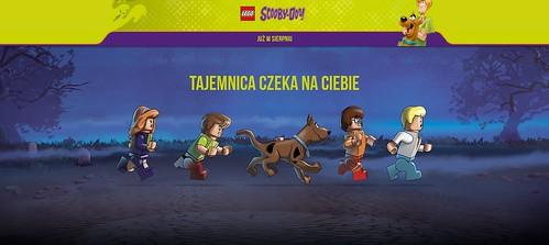 Już w sierpniu ScoobyDoo LEGO.com