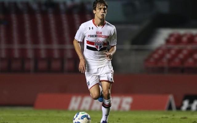 Rodrigo Caio n�o v� S�o Paulo prejudicado com sua aus�ncia