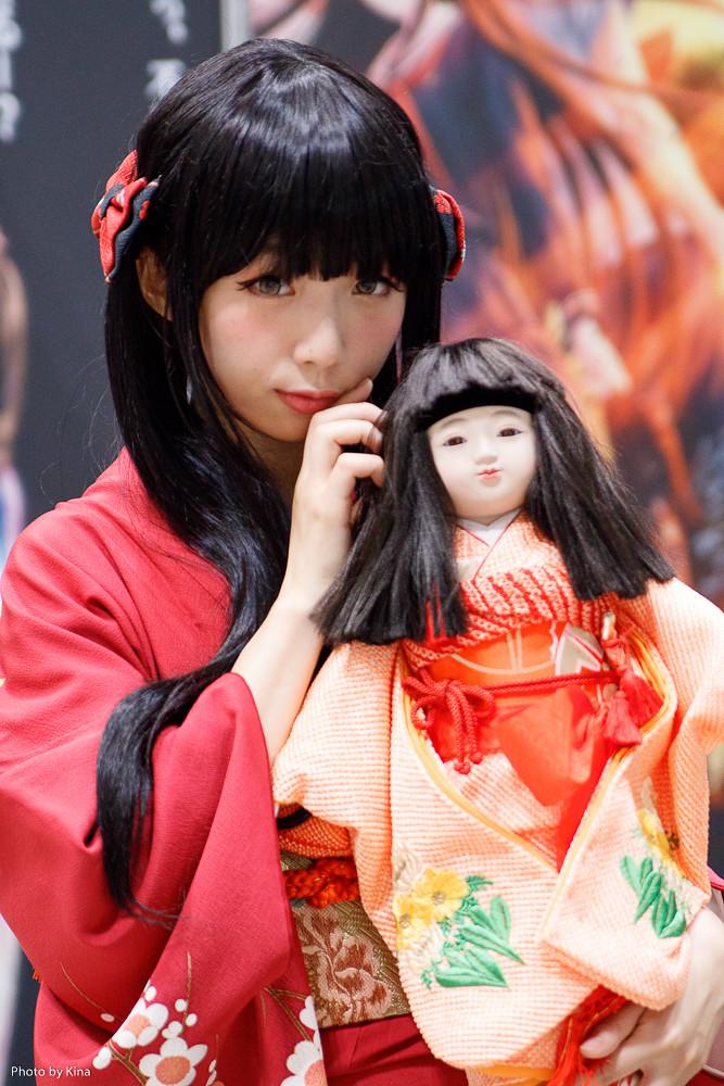 祝姫 黒神十重 | model : ぺちこ...