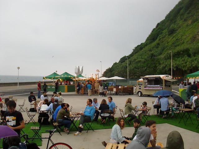 SAGÜES SURF FLIM FESTIVAL STREET FOOD