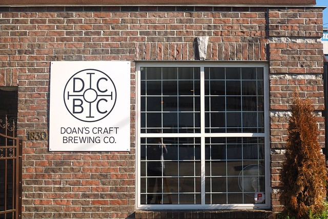 Doan's Craft Brewing Company | Powell Street, Vancouver