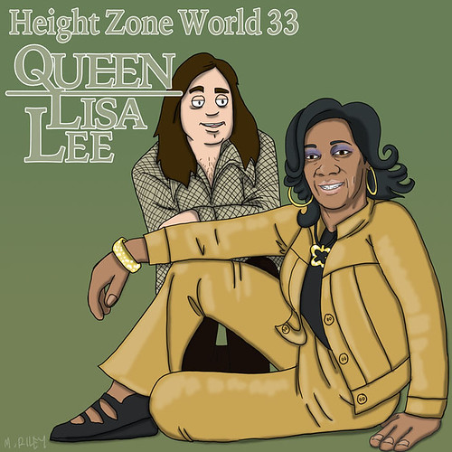Episode 33 Queen Lisa Lee | by Mike Riley