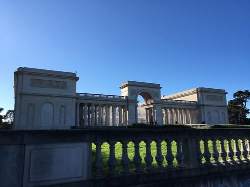 Walk in San Francisco