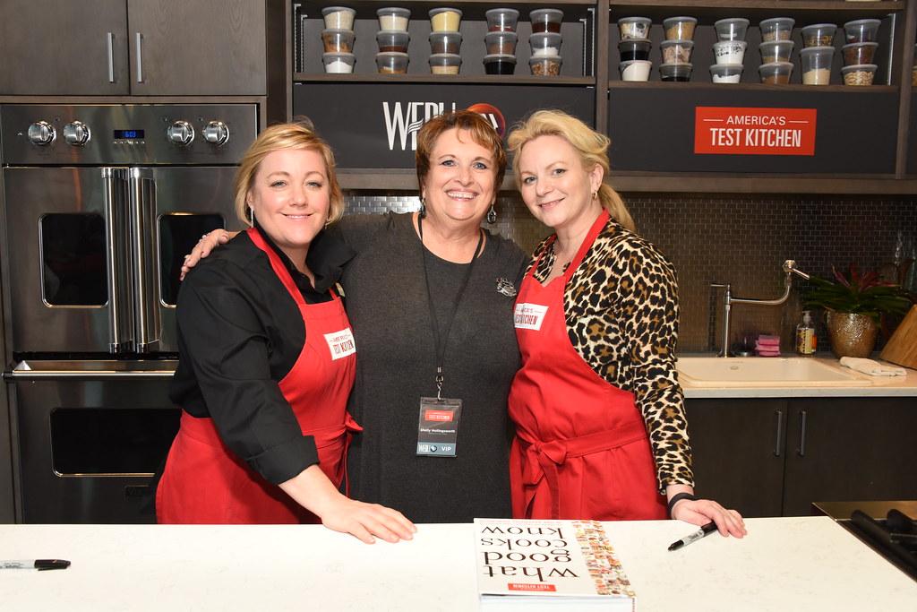 ... Americau0027s Test Kitchen, Donor Event   By Wedupbs
