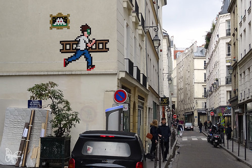 Space Invader - Paris 2017
