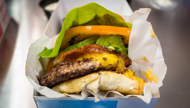 20/365 Burger time