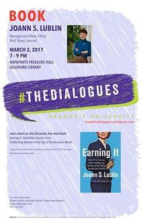 Joann S. Lublin #TheDialogues Event