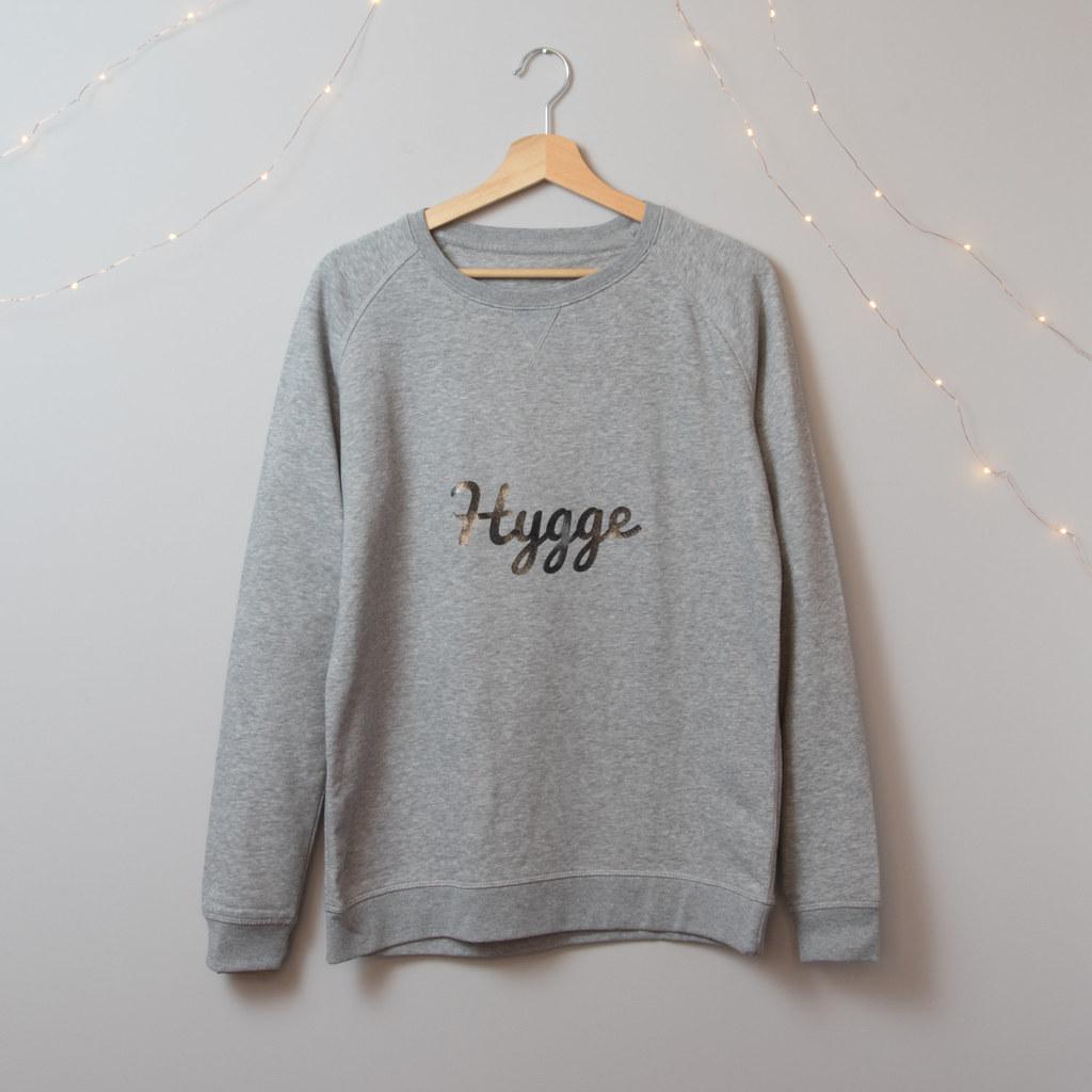Hygge Sweatshirt by Little Pancake Co on Etsy