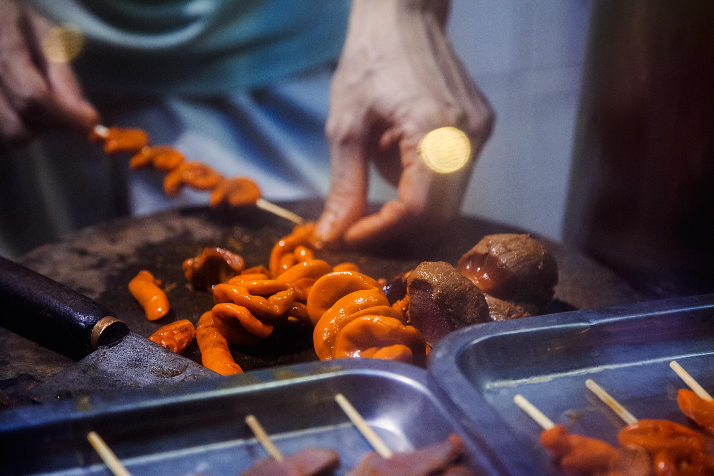HK street food