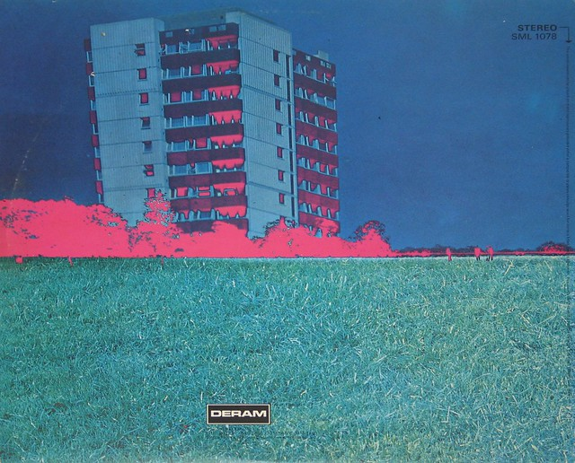 Ten Years After Watt Poster UK 1st Issue Gatefold