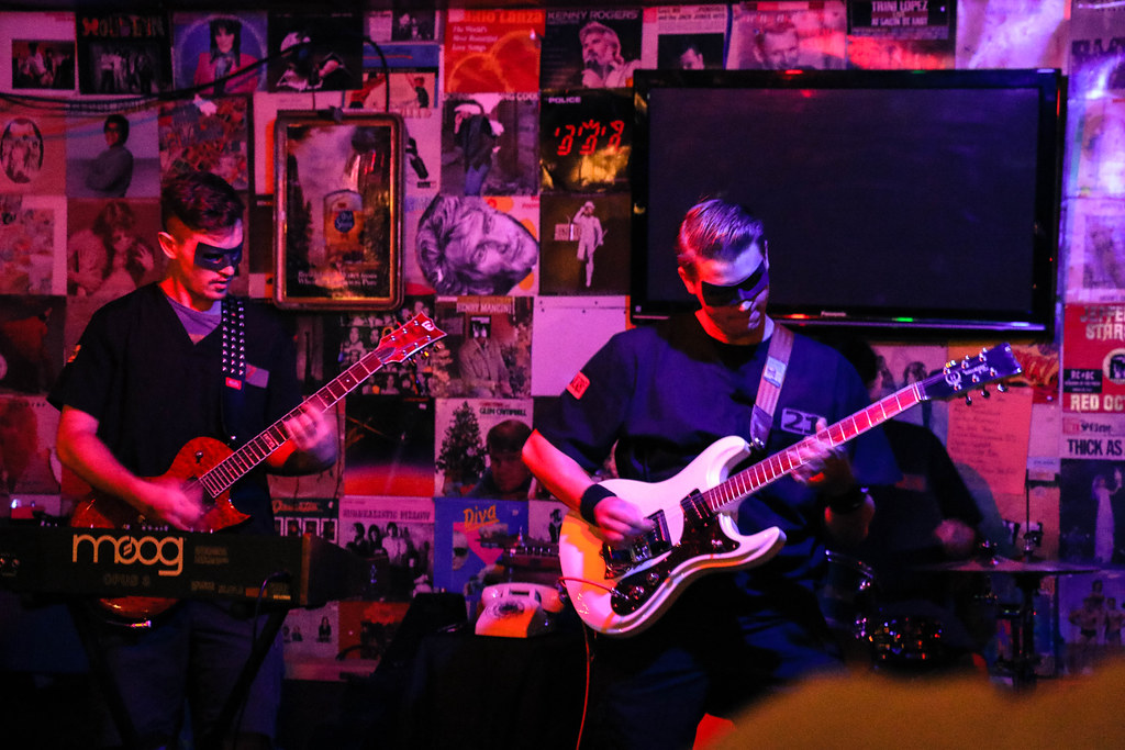 Anonymous Henchmen at O'Leaver's | June 12, 2015