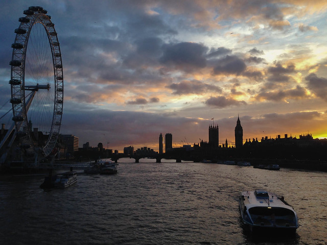 london sunset winter 14-1
