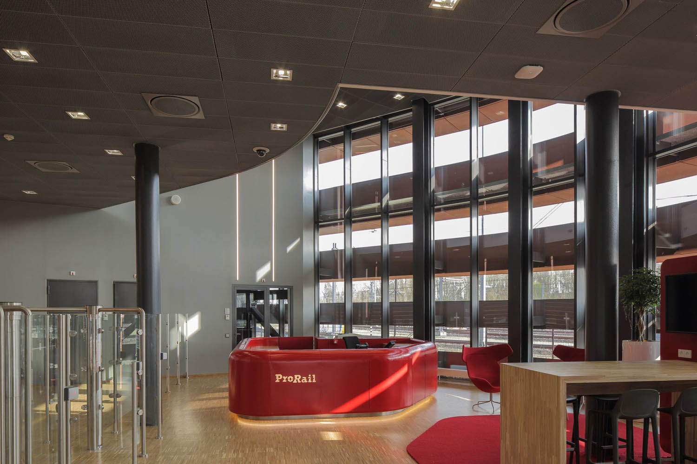 mm_Train khiển Centre Utrecht thiết kế bởi de Jong Gortemaker Algra_11