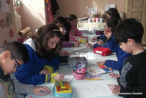 laboratorio scuola Mazzini Lea Gallizzi