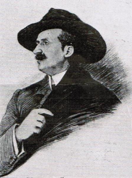 Salvador Azpiazu Imbert, retratado por Serafín Álvarez Quintero. jpg