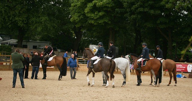 Showjumping Highland Challenge