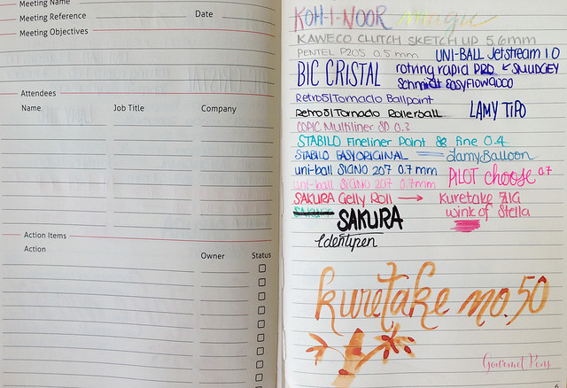 Meeting Book Notebook Review (2)