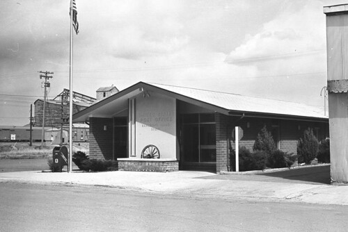 Bancroft, ID post office | by PMCC Post Office Photos