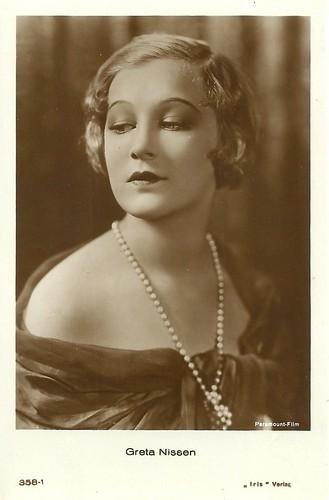 Greta Nissen