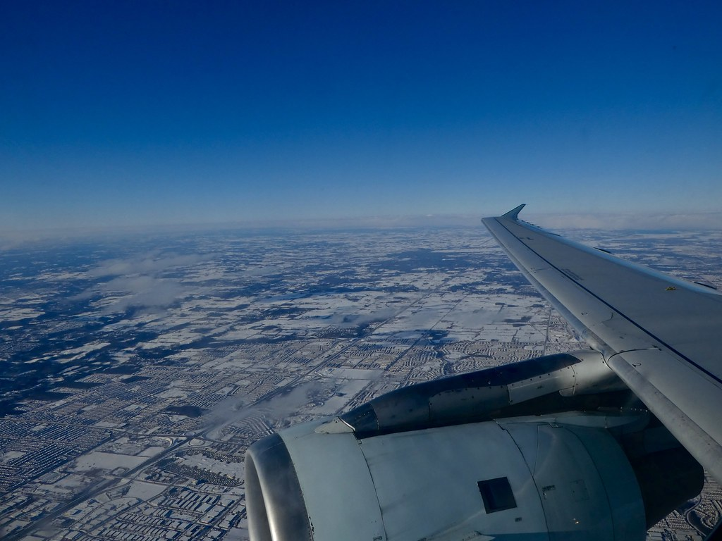 Manufactured Spending Canada >> Air Canada Over the Wing In-flight photos/videos - Page 18 ...