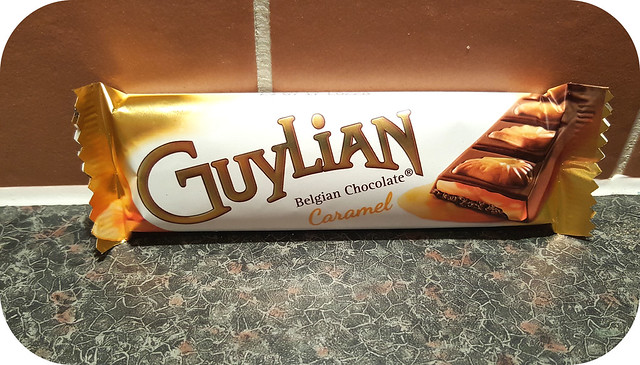 Guylian Caramel Belgian Chocolate Bar